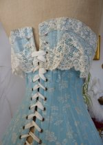 24 antique corset 1908