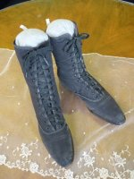 8 antique bathing shoes