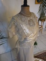 10 antique wedding gown