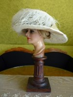 9 antique hat 1912