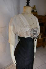 15 antique evening gown Nelmarie 1913