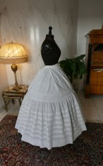 9 antique petticoat 1862