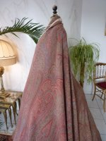 15 antique Paisley shawl 1860