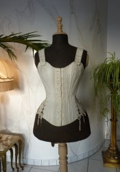 antique ferris corset 1890