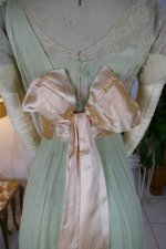 33 antique Jeanne Halle dress 1912