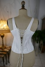 9 antique corset 1916
