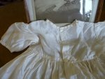 20 antique christening gown
