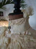9 antique wedding gown 1895