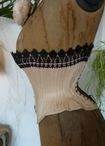 15 antique corset 1890