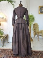 36 antique gown 1880