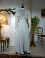 20 antique tennis dress 1910