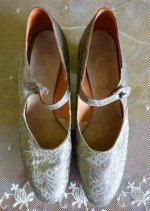 15 antique flapper shoes 1920