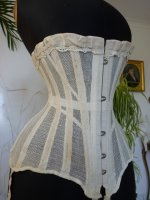 4 antique summer corset 1890