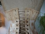 19 antique corset 1900