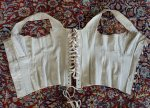 23 antique sport corset 1880