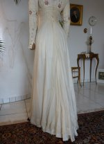 32 antique summer dress 1910
