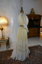 26 antique tea gown 1903