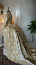 16 antique court dress 188
