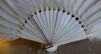 9 antique feather fan 1915