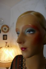 7 antique Siegel Mannequin 1932