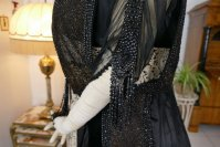 24 antique dinner dress Hamburg 1906