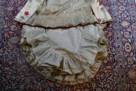 33 antique LEROUX Ball gown 1890