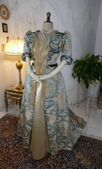 15 antique BEER dress 1905