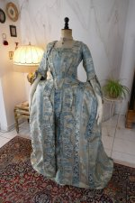 13 antique robe a la francaise 1770