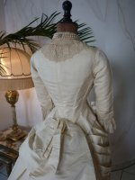 32 antique wedding gown 1874