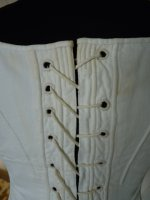 14 antique regency Corset 1820