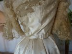 40 antique evening dress WORTH 1898