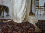 5 antique wedding gown