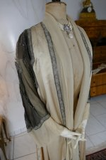 5 antique PAQUIN Coat 1911