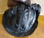 25antique Jean Patou Hat 1920