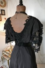 23 antique Drecoll dress 1906