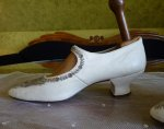 13 antique wedding shoes 1908