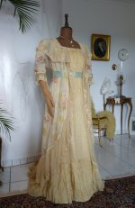7 antique belle epoque negligee