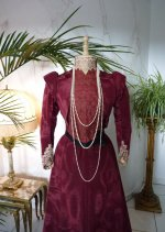 3 antique-walking-gown