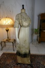 35 antique evening dress 1912