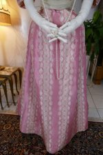 4 antique ball gown 1895