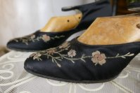 14 antique flapper shoes Berlin 1927
