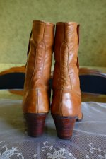 17 antique RADCLIFFE boots 1916