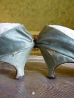 5 antique shoes 1780