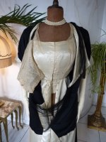 32 antikes Abendkleid 1912
