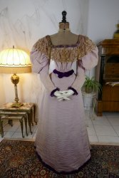 antique Altman ball gown 1894