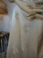 13 antique evening dress WORTH 1898