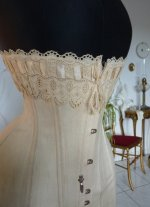 7 antique corset 1904