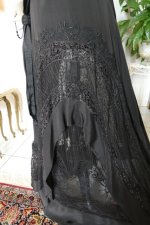 19 antique Drecoll dress 1906