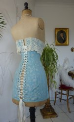 25 antique corset 1908