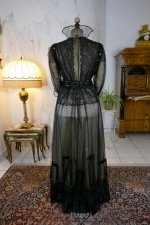 25 antique evening dress 1915
